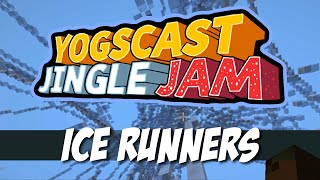Hermitcraft Yogscast Jingle Jam | Ice Runner w/ SethBling & Hermits | #2