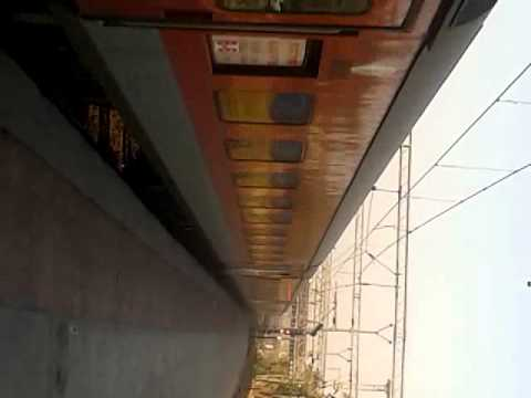Wap 7 With Bct Raj Blast At Borivli .mp4 video