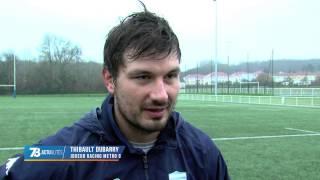 A Plaisir : des joueurs de rugby professionnels rencontrent les élèves du collège Apollinaire