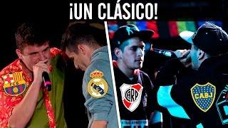 ¡Las BATALLAS de Gallos/Rap más CLÁSICAS Del Momento!