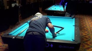 Bustamante - Rodriguez l Thriller match l Derby City Classic 2016 9-Ball