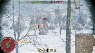 World of tanks PS4[1080p], Вечерний Рандом