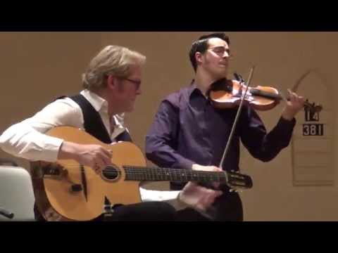 John Jorgenson Quintet - Hungaria (Gypsy Jazz Guitar And Violin) 2015