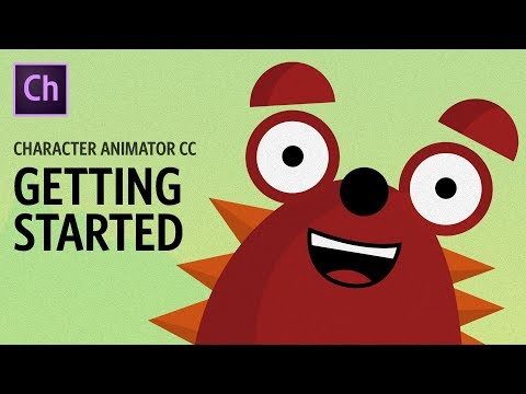 Getting Started in Adobe Character Animator CC
