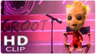 WRECK IT RALPH 2 Baby Groot Cameo Scene (2018) Animation, New Movie Trailers HD