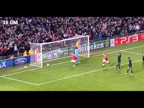 All 32 Chicharito Hernandez goals for Manchester United | 2010-2012 HD