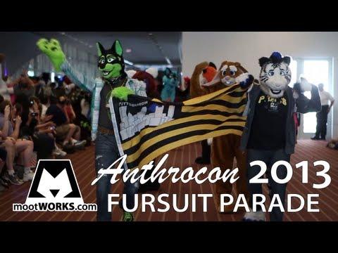 Fursuit Parade Pittsburgh Record Fursuit Parade