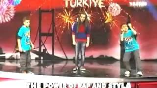 The Power Of Rap And Style Yarı Final