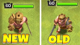 """IN DEPTH LOOK at ALL PERKS! """"Clash Of Clans"""" NEW SKIN GAMEPLAY!"""