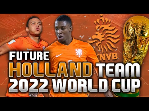 FUTURE NETHERLANDS 2022 WORLD CUP TEAM!!! | FIFA 16