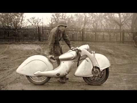 Amazing Front wheel drive motorcycle