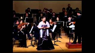 O mio Fernando from La Favorita by G.Donizetti 메조소프라노 이아경