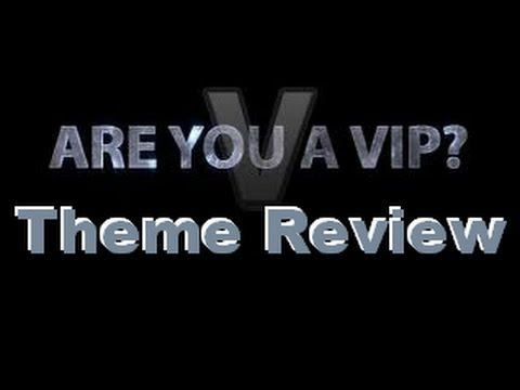 VIP HD Theme Review - Best Winterboard Themes EP. 6 iPhone. iPod Touch. iPad