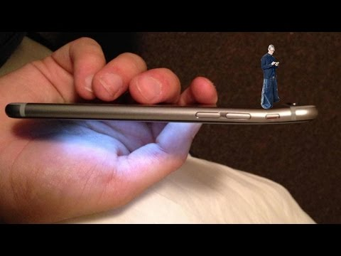 Top 5 iPhone 6 Plus Bend Jokes!