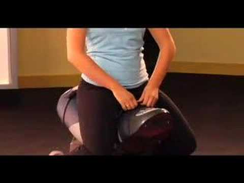 AB-757 Giddyup! Core Exerciser User Instruction