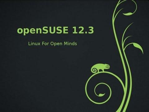 Cómo actualizar a openSUSE 12.3 desde openSUSE 12.2 UBUNTU LINUX UBUNTU
