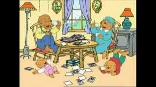 The Berenstain Bears: By The Sea / Catch The Bus - Ep. 25