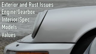 Porsche 964 buyers guide - The most usable air-cooled 911