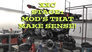 Modifications That Make Sense! Stage 1 Renegade XXC 2016