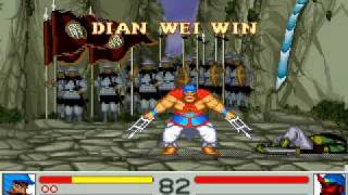 Sango Fighter: 439900 pts with Dian Wei