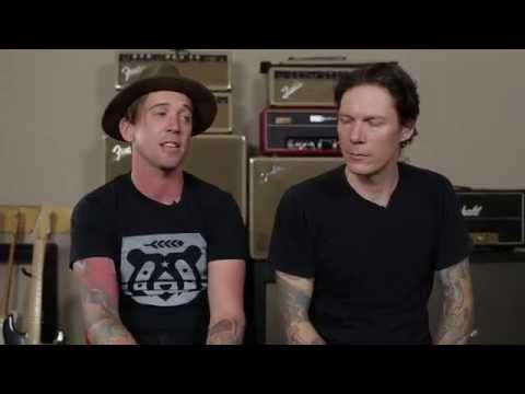 Billy Talent Interviews - Rusted From The Rain (ben & Aaron) video