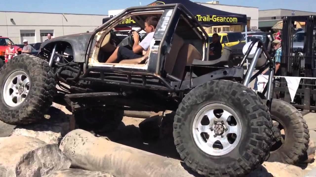 Toyota Buggy Rock Crawler Youtube