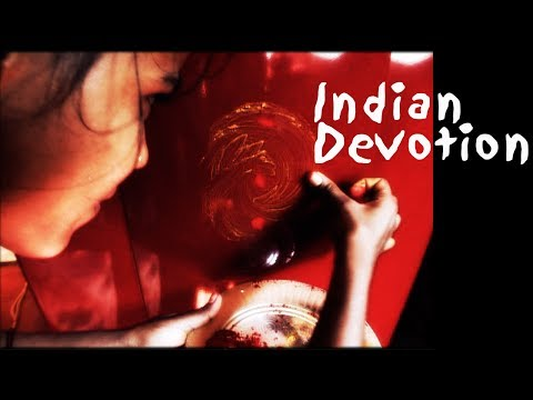 Indian Devotion   Saraswati Puja video