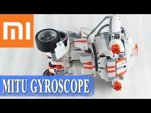 Робот Xiaomi MITU BUILDER DIY не балансирует падает – калибровка гироскопа