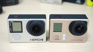 GoPro Clone KeeCoo Full HD Action Sport Camera