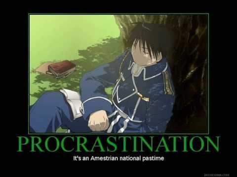 Funny Fullmetal Alchemist Motivational Posters Youtube