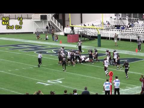 Wakulla vs Miami Norland 2011 - 5A State Championship Highlights