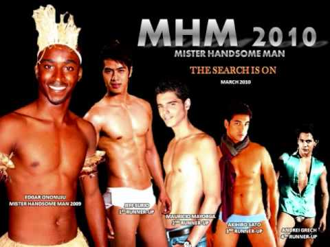 MISTER HANDSOME MAN 2010 - The nominations begin! Video