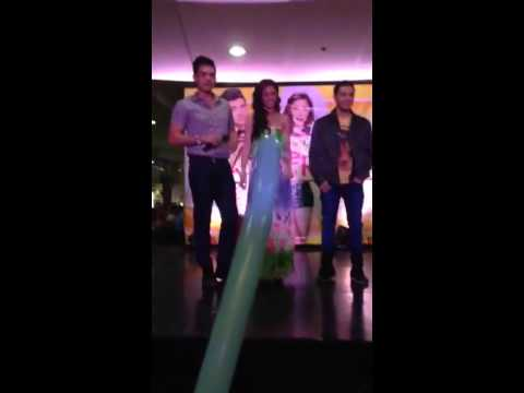 KimXi Bride For Rent Mall tour at Robinson Pioneer 01.12.2014 ... Xian Lim And Kim Chiu Bride For Rent