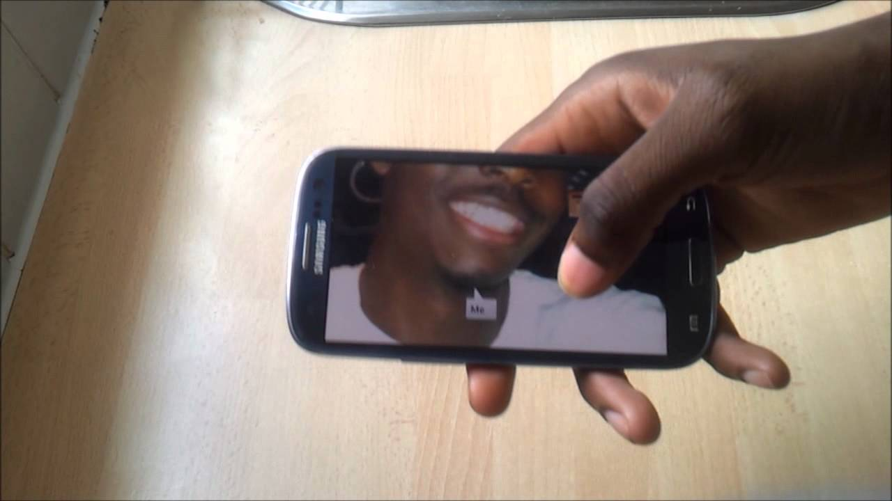 Tilt Zoom Galaxy Samsung Galaxy s3 Tilt Zoom