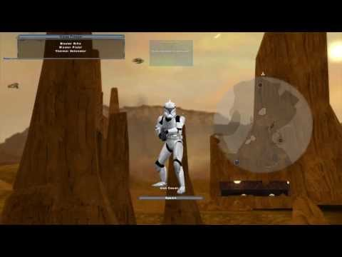 Let's Play Star Wars Battlefront 2 (Campaign Online/Co-op) Part 1 - Tutorials are for noobs!