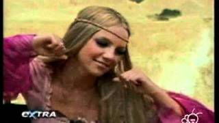 Britney Spears- The Making Of Pepsi Generations