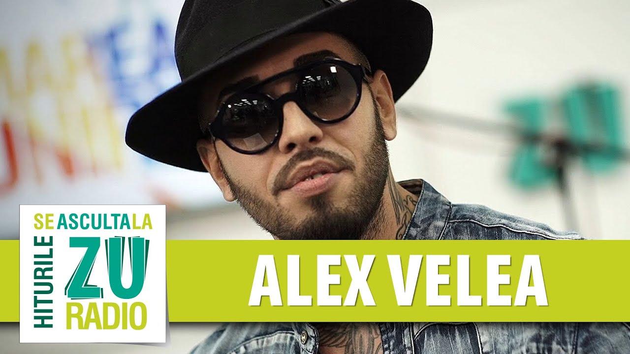 Alex Velea - Sunt vagabondul vietii mele (Gheorghe Dinica) (Live la Radio ZU)