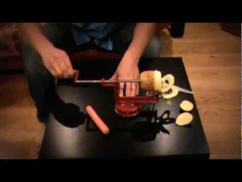 Картофелечистка своими руками