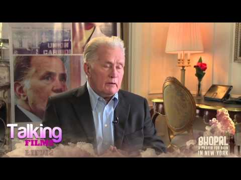 Martin Sheen Exclusive Interview On Bhopal A Prayer For Rain Part 1