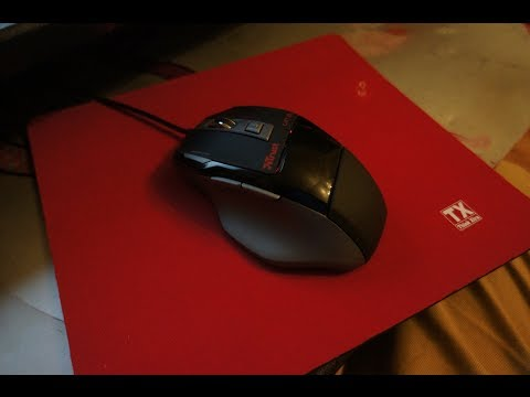 trust gaming mouse GXT 25