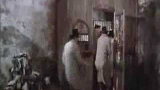 Bud Spencer and Giuliano Gemma Fight