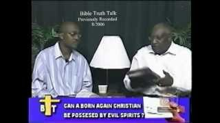 Can a Christian become demon possessed by evil spirits?