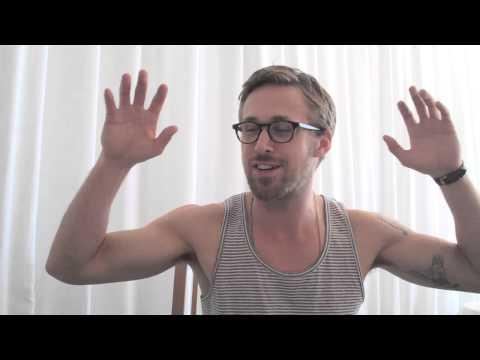 Ryan Gosling And Nicolas Winding Refn 'Drive' Interview
