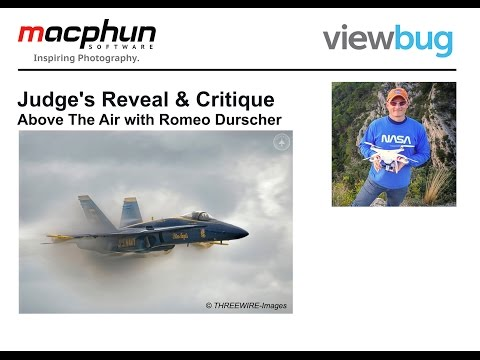 Judge's Reveal & Critique - Above The Air with Romeo Durscher