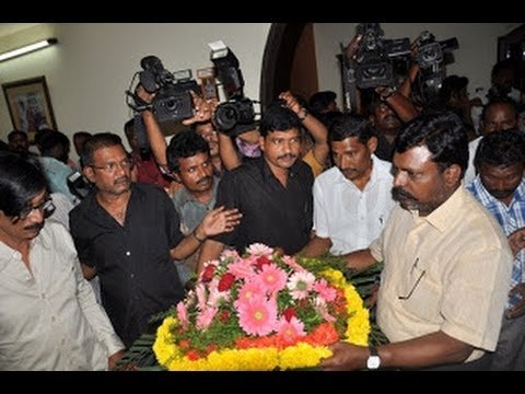 Tamil actor director Manivannan's Wife dead
