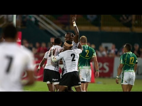 Glorious Fiji win Dubai Sevens!