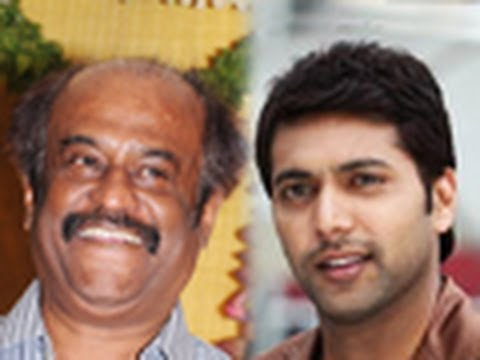 Rajini surprised Jeyam Ravi & his Family