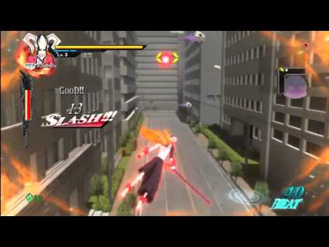 Bleach Soul Ignition - Mission Mode Hollow Ichigo