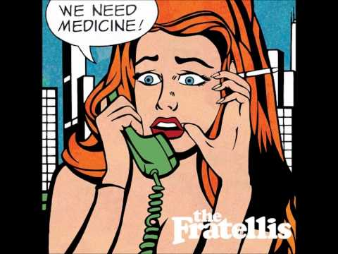The Fratellis - Shes Not Gone Yet But Shes Leaving