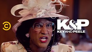 Two Church Ladies vs. Satan - Key & Peele